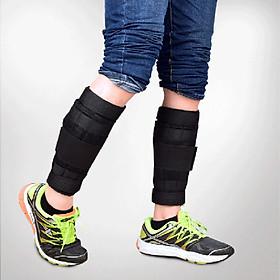 Tạ chân tập thể lực loại 6kg + Tặng kèm 1 găng tay thể thao đa năng