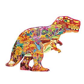 Xếp Hình Thế Giới Khủng Long - Dinosaur World 280 Miếng Ghép 5+