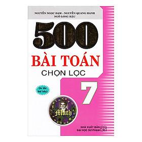 500 Bài Toán Chọn Lọc 7