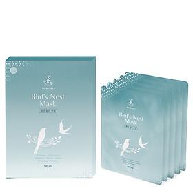 Hộp 5 Túi Mặt Nạ Tổ Yến KN Beauty -  Bird's Nest Mask 25g