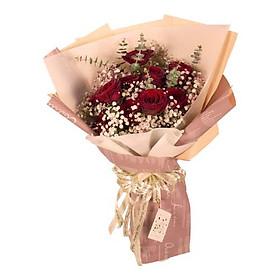 Bó hoa tươi - Tình Yêu Của Anh 3930