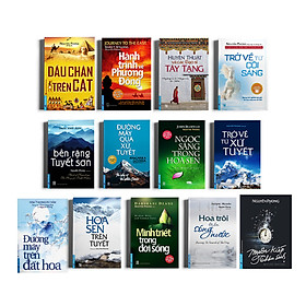 Combo sách Nguyên Phong (13 quyển)