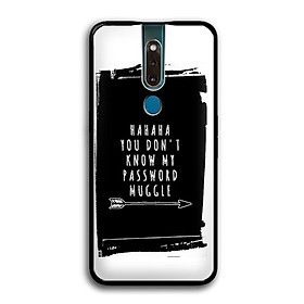 Ốp lưng Harry Potter cho điện thoại Oppo F11 Pro - Viền TPU dẻo - 02099 7780 HP02 - Hàng Chính Hãng