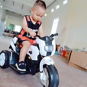 Xe máy điện cho bé từ 1-5 tuổi