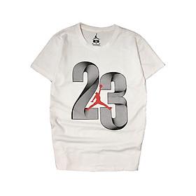 Áo Thun Nam Ngắn Tay Cotton Số 23