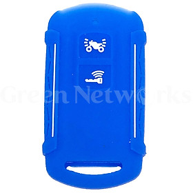 Bọc khóa Smartkey dành cho xe Airblade, Vision, Vario, Lead - Bọc Silicon 2 nút khóa Smartkey xe Ab , Vision , Vario , Lead Green Networks Group ( 1 Cái )
