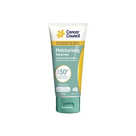Kem Chống Nắng Dưỡng Ẩm Cancer Council Moisturising Sunscreen SPF 50+ 35ml