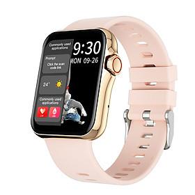 Đồng Hồ Thông Minh AMA Watch Nam Nữ chống nước | Gọi điện thoại Xem tin nhắn Theo dõi Sức khỏe vận động Thiết kế nhỏ gọn Thời trang Hàng nhập khẩu
