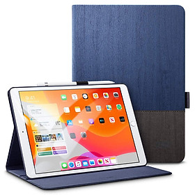 Bao da cho iPad Gen 7 10.2 2019 ESR Urban Premium Folio Case _Hàng Nhập Khẩu