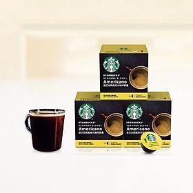 Viên nang cà phê Mỹ Starbucks Veranda Americano