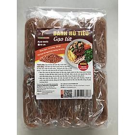 Hủ tiếu gạo lứt sợi nhỏ (500g)