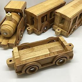 Đồ chơi gỗ Đoàn tàu