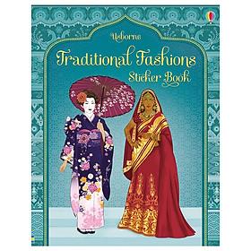 Hình đại diện sản phẩm Traditional Fashions Sticker Book
