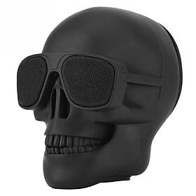 Loa Di Động Bluetooth Mini Hình Đầu Lâu