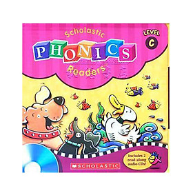 Scholastic Phonics Readers C (With Cd)
