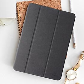 Bao da iPad Air 2020 ( iPad Air 4 ) chính hãng Mutural kèm khay đựng bút