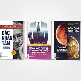 Combo 3 Cuốn: Bộ Sách Giao Tiếp Khôn Khéo - Giỏi Thu Phục Lòng Người