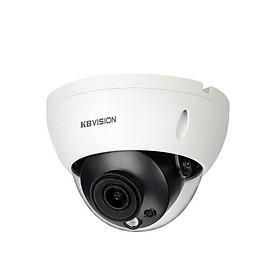 Camera IP Dome hồng ngoại 2.0 Megapixel KBVISION KX-DA2004Ni - Hàng chính hãng