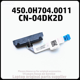 CN-04DK2D 450.0H704.0011 For DELL G3-3590 G5-5590 2019 SATA HDD CABLE JACK
