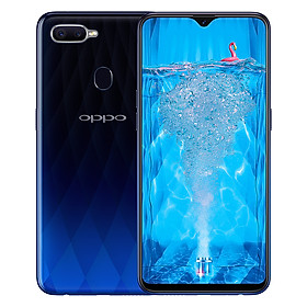Điện Thoại OPPO F9 (A11) (64GB/4GB) - Hàng Chính Hãng - Xanh