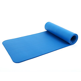 NBR Yoga Mat Closed-Cell Foaming Body Yoga Mat Non-slip Exercise Mat
