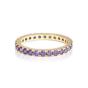Nhẫn vàng full đá Senyda Jewelry NHV065