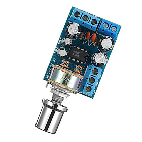 Hifi Stereo 2.0 Channel Amplifier Module Adapter For Portable Radio Cassette And Computer Audio