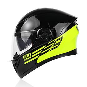 Mũ bảo hiểm Fullface EGO E-9 lật hàm