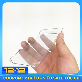 Ốp lưng clear cover cho Samsung Galaxy S10/S10 Plus
