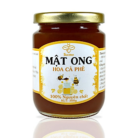 Mật ong nguyên chất Beemo, mật ong hoa cà phê từ thiên nhiên - Làm đẹp,hỗ trợ giảm cân, hỗ trợ điều trị ho, gia vị