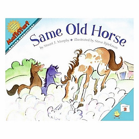 Mathstart L2:Same Old Horse