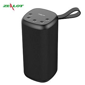 Loa bluetooth Zealot không dây di động ngoài trời âm thanh siêu trầm nghe nhạc cực hay hàng chính hãng