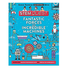 Fantastic Forces And Incredible Machi: Stem Quest