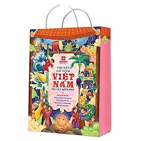 Bộ Túi Sự Tích Việt Nam Hay Và Ý Nghĩa Nhất 2 (Bộ 10 Cuốn)