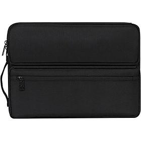 Túi chống sốc Macbook Air, Macbook Pro, Laptop 15 inch kèm 2 ngăn phụ cao cấp