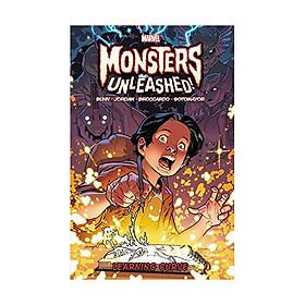Mvl: Monsters Unleashed Vol 2
