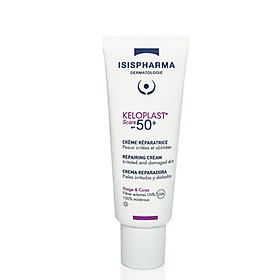 Kem dưỡng bảo vệ da thương tổn Isis Pharma Keloplast Scars SPF 50+ (40ml)