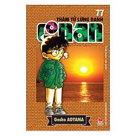 [Download Sách] Thám Tử Lừng Danh Conan - Tập 77 ( Tái Bản )
