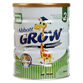 Sữa Bột Abbott Grow 2 AG2M (900g)