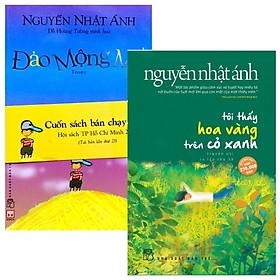 [Download Sách] Combo Đảo Mộng Mơ + Tôi Thấy Hoa Vàng Trên Cỏ Xanh (Bộ 2 Cuốn)