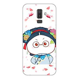 Ốp Lưng Dẻo Diên Hy Công Lược Cho Điện Thoại Samsung Galaxy J8 - Nguy Anh Lac