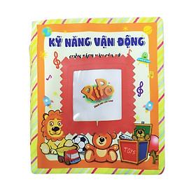 Sách vải kỹ năng vận động (PiPô Việt Nam)