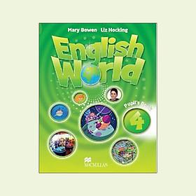 English World 4 PB