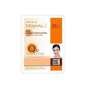 10 Mặt nạ dưỡng da tinh chất Q10 Dermal