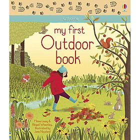 Sách Usborne my first Outdoor book