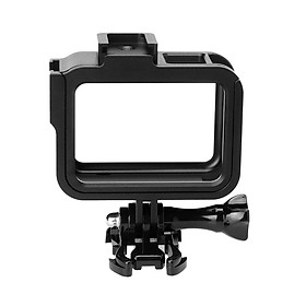 Aluminum Alloy Camera Protective Frame Housing Shell Compatible with GoPro Hero 8 Black Camera
