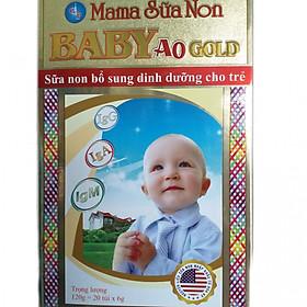 Sữa non Mama Baby A0 Gold 120G