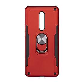 Ốp lưng OPPO K3/Realme X siêu chống sốc có hít xe hơi(3 màu) - Hàng Chính Hãng