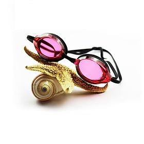 Bộ kính bơi mắt trong 1154, mũ bơi, bịt tai kẹp mũi PoPo