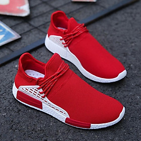 Men Casual Sport Light Weight Breathable Running Sneaker Shoes